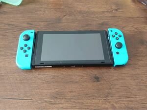 Nintendo Switch ニンテンドースイッチ 本体のみ + Joy-Con 2個セット