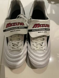 MIZUNO モレリア2 白 27.5cm 30周年記念モデル