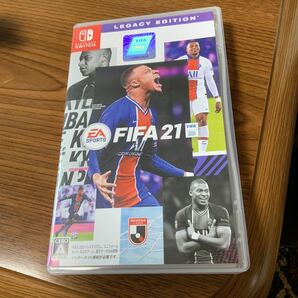 Switch FIFA 21 LEGACY EDITION スイッチ