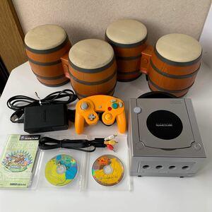 ニンテンドー ゲームキューブ 一式 タルコンガ コントローラー ソフト GAMECUBE 任天堂 Nintendo