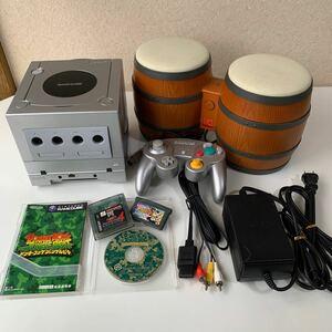 ゲームキューブ ゲームボーイプレイヤー ソフト付き コントローラー タルコンガ 一式 セット 任天堂