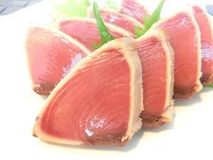 カツオのたたき 約1.1kg 2本または3本セット 旬の鰹を使用し鮮度抜群のかつおを是非ご家庭でも 人気商品 業務用 お徳用