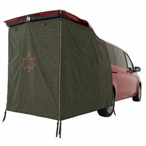 ロゴス neos ミニバンリビング-AI キャンプ タープテント 車用