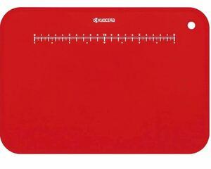 京セラ まな板 約30×20 cm レッド 日本製 Kyocera CC-99 RD 複数購入可