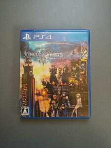 キングダムハーツⅢ PS4