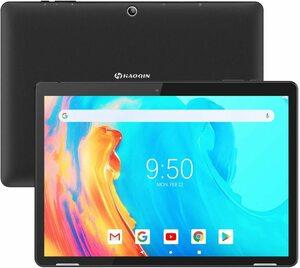 ■新品■HAOQIN 10インチAndroid 9.0タブレット - RAM2GB/ROM32GBクアッドコアIPS液晶デュアルカメラWifi Bluetooth日本語説明書付き/H10(