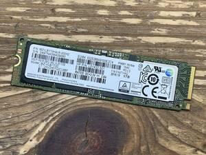 ★美品送無★SAMSUNG PM981 1TB NVMe SSD 動作確認済み HP純正 9090
