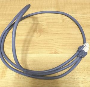 エレコム LANケーブル CAT6A 1.5m ツメが折れない 爪折れ防止コネクタ cat6a対応 スタンダード ブルー