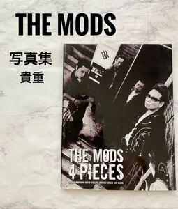 THE MODS ザ モッズ 写真集 貴重