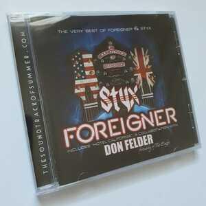 ドン・フェルダー The Soundtrack Of Summer: The Very Best Of Foreigner & Styx Don Felder