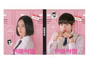恋愛革命 Blu-ray版《日本語字幕あり》 韓国ドラマ