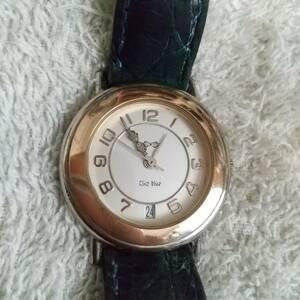 Clio blue 腕時計 クリオブルー