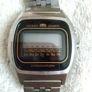 ORIENT デジタル 腕時計