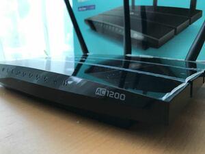 TP-Link AC1200 デュアルバンドギガビット無線LANルータ
