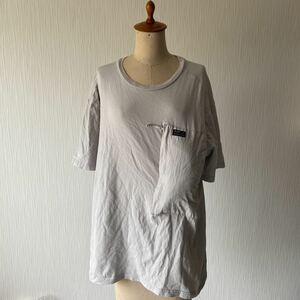 ★MP/MY アウトドア ビック ポケット ジップ デザイン◎Tシャツ M
