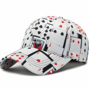 Mz1677:女性 調整可能なコットンベースボールキャップ フラット帽子 男性 ジョーカープリング ヒップホップ スナップバック帽子
