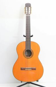 L175R51Z//松岡良治 RYOJI MATSUOKA No.20 クラシックギター ガットギター 国産 弦楽器 ハードケース付き