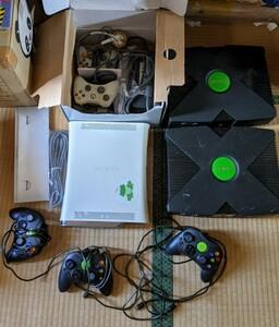 まとめ マイクロソフト Microsoft ジャンク XBOX XBOX 360 本体 まとめ売り