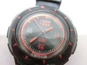 Swatch スウォッチ 腕時計 access 型番不明 動作未確認 ジャンク品 G0291