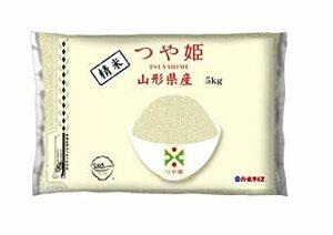 白米5kg 【精米】[Amazon限定ブランド] 580.com 山形県産 白米 つや姫 5kg 令和元年産