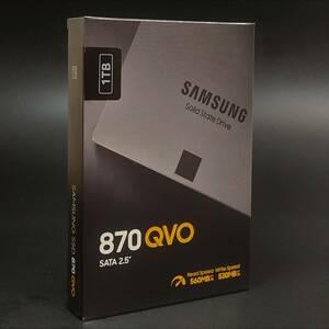 [SSD 1TB] Samsung 870 QVO MZ-77Q1T0B/IT
