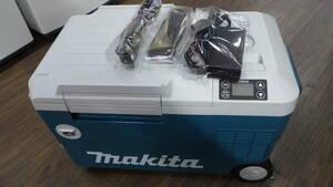 中古 makita マキタ 充電式保冷温庫 CW180D 容量 20L ポータブル冷温庫 アウトドアやキャンプにも♪