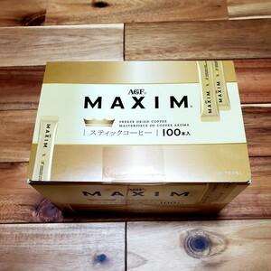 AGF MAXIM マキシムスティックコーヒー2g × 100本