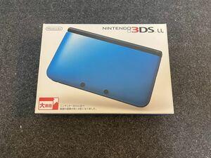 ニンテンドー3DS LL ブルーブラックゲーム