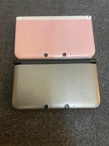 【動作確認済み】3DSLL 2台まとめ売り バラ売り可能