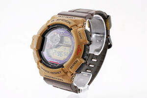 G-SHOCK GW-9300ER-5JF マッドマン 限定 Men in Military Colorsモデル 電池交換済み