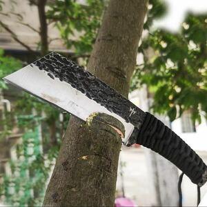 フルタングナイフ 刃厚5mm シースセット