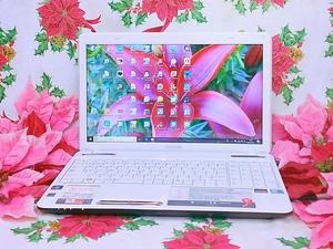 極上品/超爆速Core-i5/美品/Toshiba Dynabook/ブルーレイ/超大容量500GB/高速4GBメモリ/新型Windows10/DVD焼き/オフィス