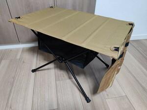 【新品】折りたたみキャンプテーブル+収納オプション