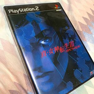 PlayStation2 真女神転生3 ノクターン