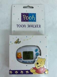 未使用 歩数計 POOH WALKER プーさんウォーカー 万歩計 ウォーキング 健康 210623-25