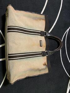 Burberry BLACK LABEL バーバリー ブラックレーベル ノバチェック レザー 2WAY ビジネスバッグ ブリーフケース 書類鞄ビジネスバック