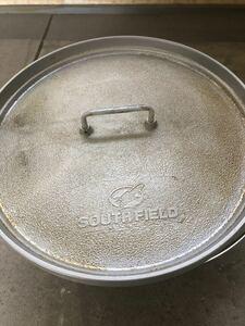 サウスフィールド アルミダッチオーブン 12 容量6L