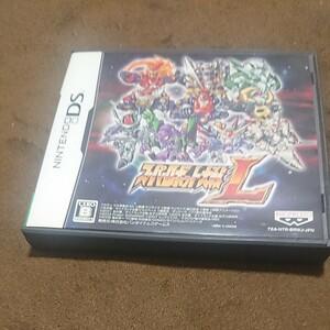 スーパーロボット大戦L ニンテンドーDS 任天堂DS