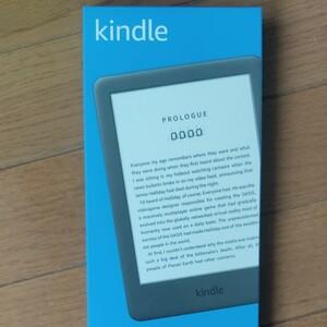 【新品未開封】B07FQ4DJ7X Kindleフロントライト搭載Wi-Fi 8GB
