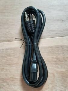新品未使用 電源ケーブル 電源コード AC125V 2メートル