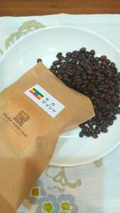 焙煎コーヒー豆 モカゲイシャ600g