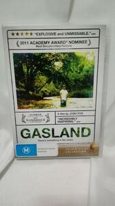 DVD「GASLAND/ガスランド  ※海外版」