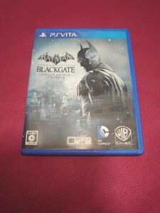 バットマン:アーカム・ビギンズ ブラックゲート Vita