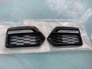 ホンダ ステップワゴン RP5 ブラックスタイル クロームメッキ フォグガーニッシュ