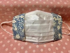 【新品、未使用】ハンドメイド・不織布マスクを入れて使うカバー