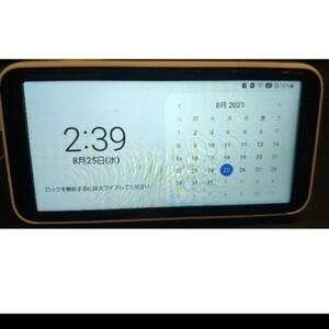 モバイルwifi Galaxy 5G Mobile Wi-Fi SCR01 au 一括購入品 美品 モバイルルーター