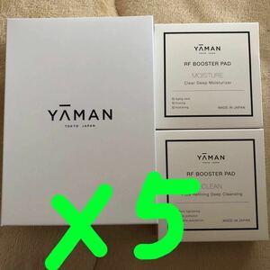 ヤーマン フォトプラスハイパー 新品 ブースターパッド付き 5個セット