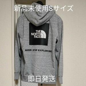 【THE NORTH FACE /ザ ノースフェイス】バックスクエアロゴフーディ