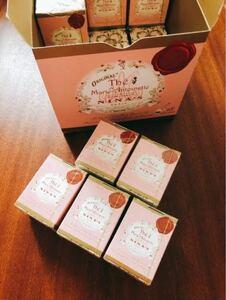 【新品未開封】ニナス 紅茶 オリジナル マリーアントワネットティー 2g×5個 お試しセット