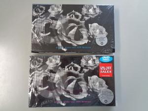 2個セット 未開封品含む 美品 globe tour 1999 Relation BOX DVD VHS セット グローブ 小室哲哉 VHSテープ ビデオ